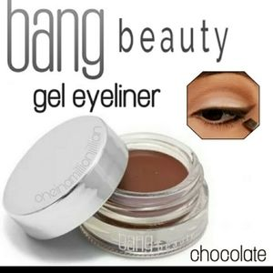 Other - Bang Beauty Gel Eyeliner in CHOCOLATE .12oz Full S